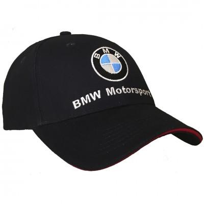Бейсболка БМВ с логотипом