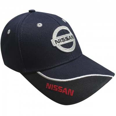 Бейсболка НИССАН с логотипом