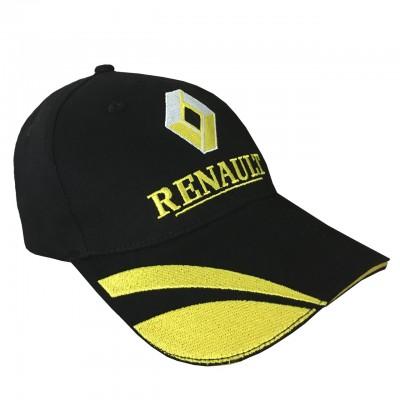 Бейсболка РЕНО с логотипом