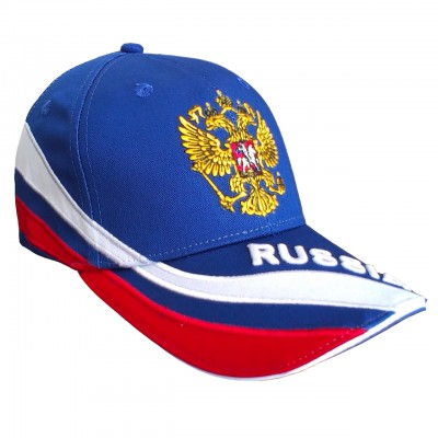 Бейсболка RUSSIA с логотипом