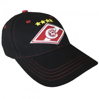 Бейсболка СПАРТАК с логотипом