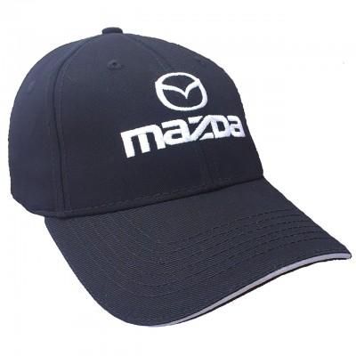 Бейсболка МАЗДА с логотипом