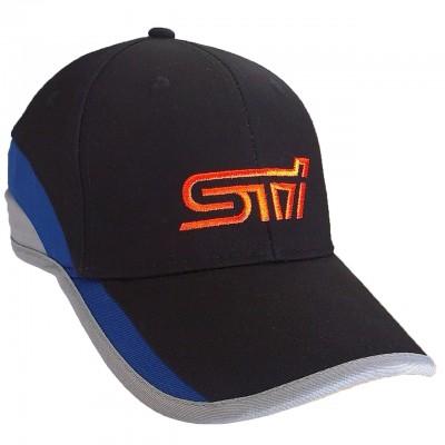 Бейсболка STI с логотипом
