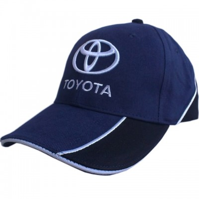Бейсболка ТОЙОТА с логотипом